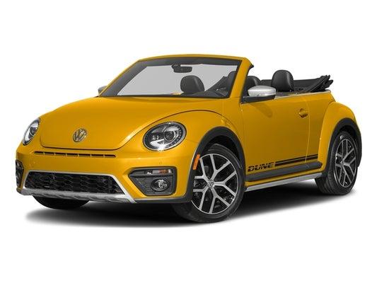 2017 Volkswagen Beetle 1 8t Dune In Clarksville Neil Huffman Honda