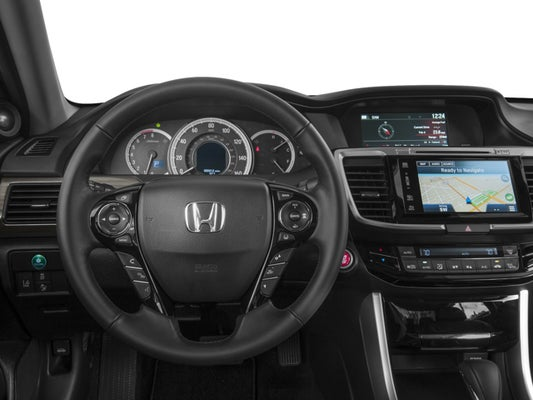 2016 Honda Accord Ex L W Navigation And Sensing In Clarksville