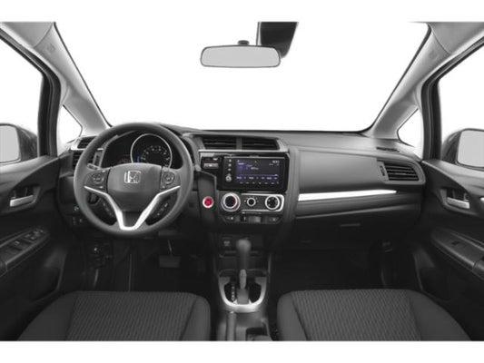 Honda Fit Ex >> 2019 Honda Fit Ex