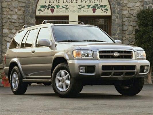 2001 Nissan Pathfinder Base In Clarksville Neil Huffman Honda