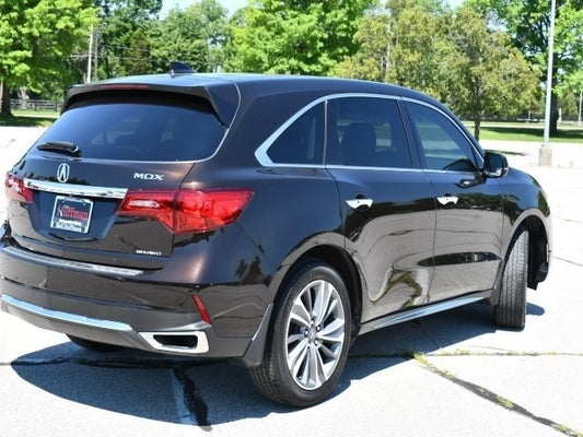 2017 Acura Mdx Sh Awd With Technology Package In Clarksville