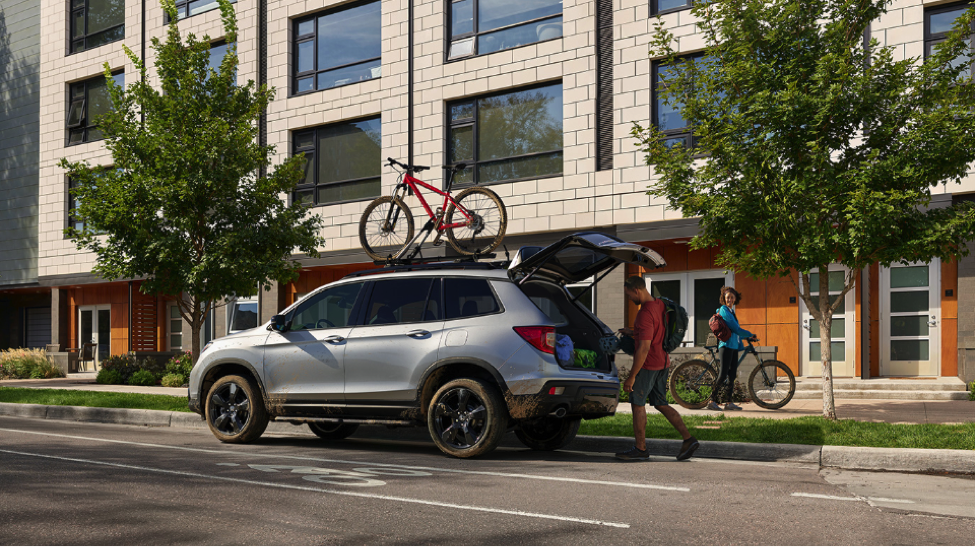 New 2019 Honda Passport For Sale In Clarksville In