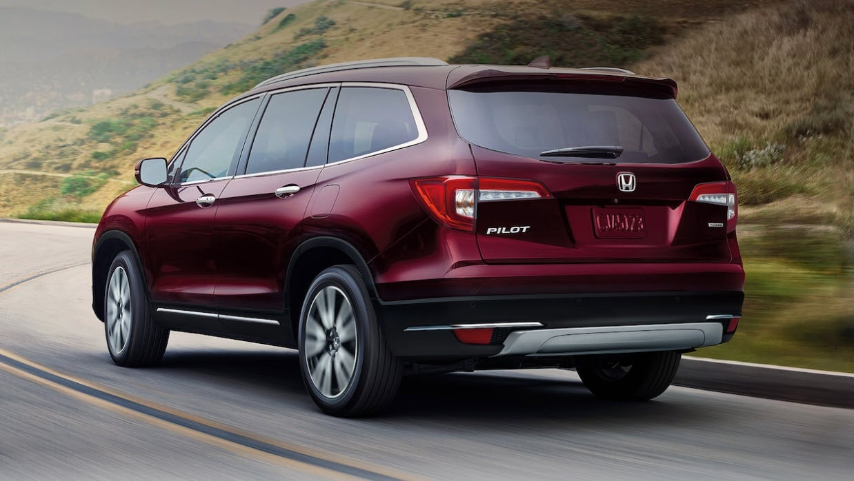 The 2020 Honda Pilot Is The Perfect Suv For Families